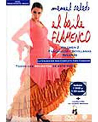 El Baile Flamenco Vol. 2 (DVD+CD), Fandangos, Sevillanas...