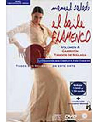 El Baile Flamenco Vol. 4 (DVD+CD), Garrotin, Tangos de...