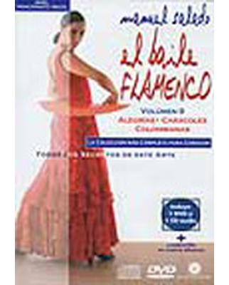 El Baile Flamenco Vol. 9 (DVD+CD), Alegrìas, Caracoles,...