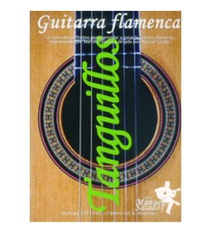 Manuel Salado, Guitarra Flamenca Vol. 10 Tanquillo (DVD+CD)