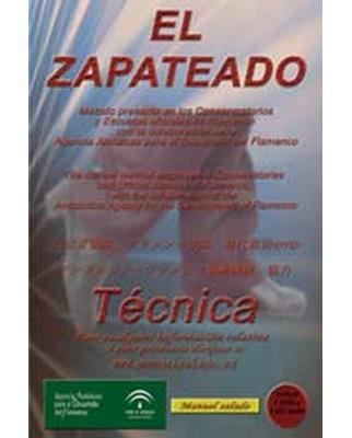 Zapateado Flamenco Vol. 1 Tecnica (DVD+CD)
