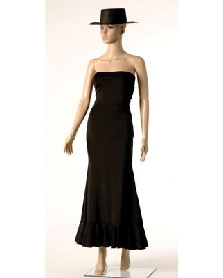 Azabache I, Flamenco Rock-Kleid