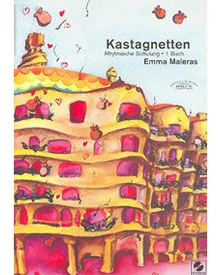 Emma Maleras, Kastagnetten Band 1 (+ CD)