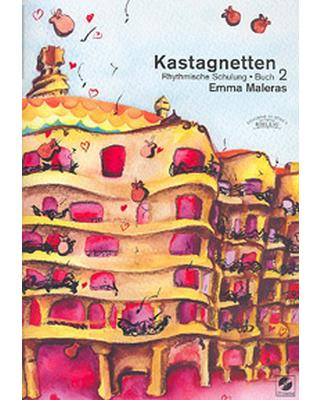 Emma Maleras, Kastagnetten Band 2 (+ CD)