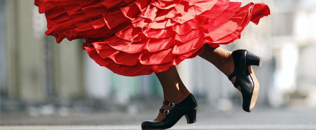 Marken Flamencoröcke in vielen Variationen